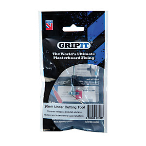 GripIt Dot & Dab Undercutting Tool - 20mm