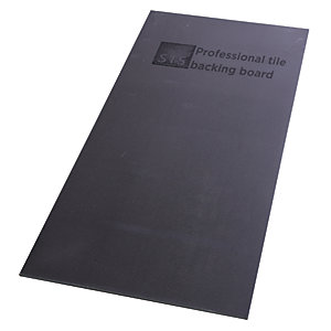 STS Professional Tile Backing Board - 10mm x 600mm x 1.2m