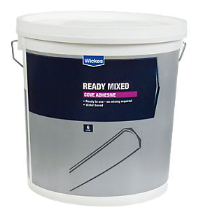 Wickes Ready Mixed Coving Adhesive 6L