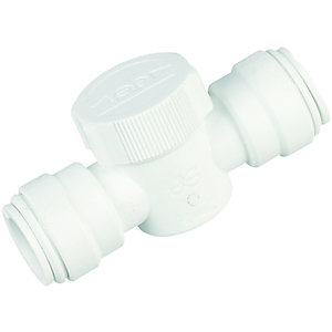 John Guest Speedfit 15ESOTP Emergency Shut Off Valve - 15mm