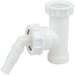 Plastic Pipe | Plastic Pipes & Fittings | Wickes co uk