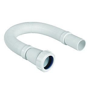 Wickes Flexible Waste Connector - 32mm