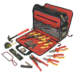 CK VDE 18 Piece Multi Function Tool Kit
