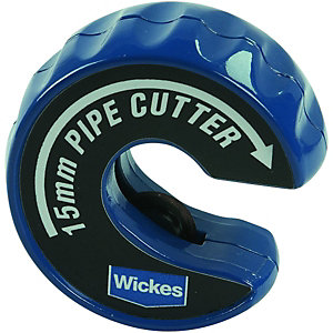 Wickes Auto Copper Pipe Cutter - 15mm