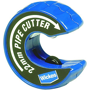 Wickes Auto Copper Pipe Cutter - 22mm
