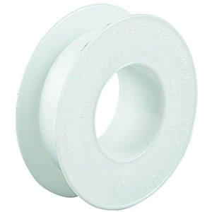 Wickes PTFE Tape 12mm x 12m