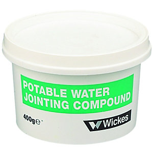 Wickes Potable Water System Jointing Compound - 400g