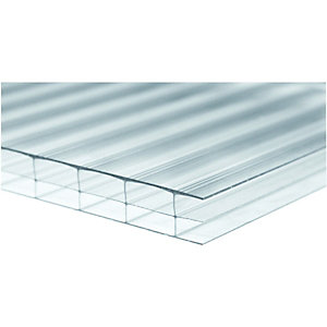 Polycarbonate Sheets | Polycarbonate Roofing | Roofing | Wickes co uk