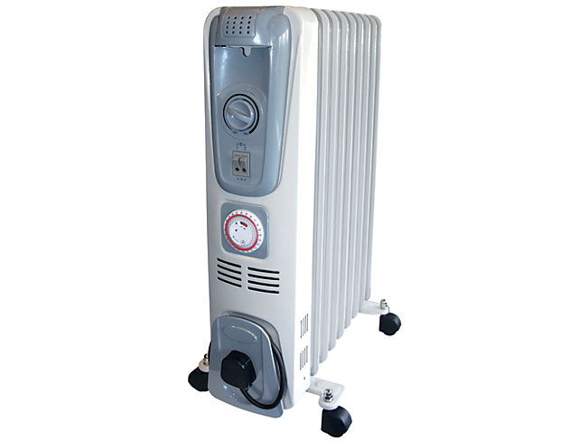 Portable Heating & Cooling