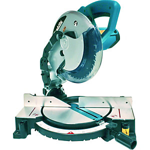Makita MLS100 255mm Mitre Saw 240V - 1500W