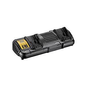 DEWALT DCB132-GB XR Li-ion Dual Port Multi-Voltage Charger