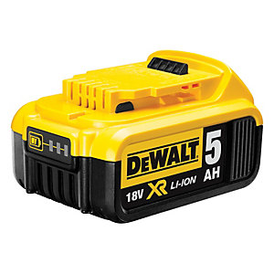 DEWALT DCB184-XJ 18V 5.0AH Battery