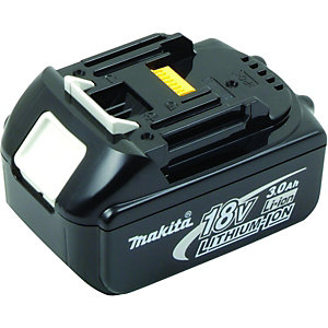 Makita 632G12-3 18V Li-Ion 3.0Ah Slide On Battery