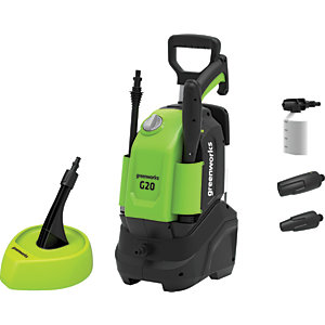 Greenworks G20 Electric Pressure Washer