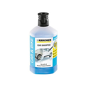 Karcher Car Shampoo for Cars & Bikes - 1L
