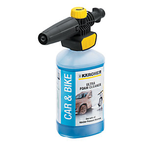 Karcher Connect and Clean Ultra Foam Kit - 1L