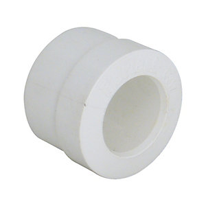 FloPlast WC14 32mm Unicom Compression Waste 0 Deg - 90 Deg Adjustable Bend