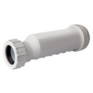 Osma HepVO CV1 Waterless Waste Valve White - 40mm
