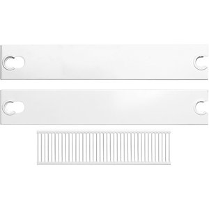 Wickes Type 21 Double Panel Plus Universal Radiator Conversion Kit - 500 x 500 mm