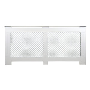 Wickes Derwent Large Radiator Cover White - 1720 mm