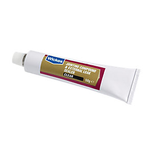Wickes Jointing Compound & External Leak Sealer - 50g