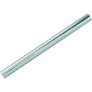 Wickes Radiator Pipe Sleeves Chrome - 200mm Pack of 10