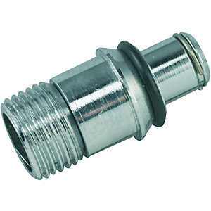 Wickes Radiator Valve Extension Piece - 40mm