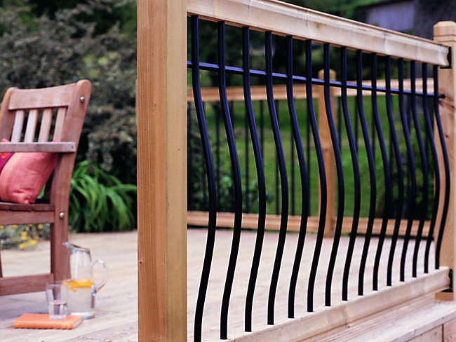 Railing Kits & Deck Panels