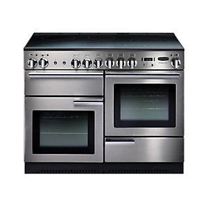 Rangemaster Professional+ 110cm Induction Range Cooker
