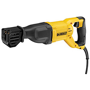 DeWalt DWE305PK-GB 240V Reciprocating Saw - 1100W