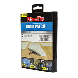 Fiber Fix Rigid Patch - Pack of 3