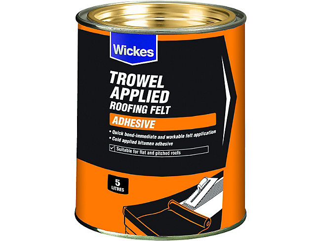 Roof Felt Adhesives & Primers