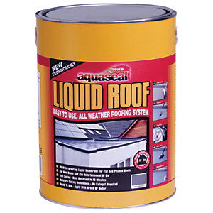 Aquaseal Liquid Roof  Membrane Seal