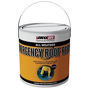 Ikopro All Weather Emergency Roof Repair - 2.5kg