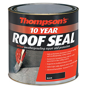 Thompson's 10 Year Roof Seal - Black 2.5L
