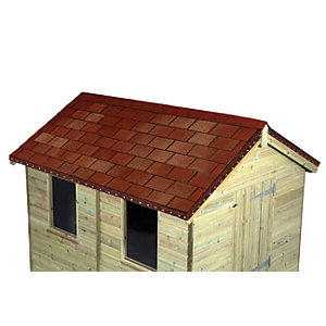 Roof Shingles - Roofing -Building Materials | Wickes