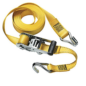 Master Lock Ratchet Strap Tie Down - 4.5m