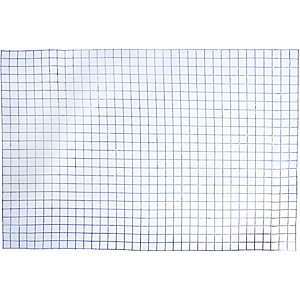 Wickes 25mm Galvanised Mesh Panel - 600mm x 900mm