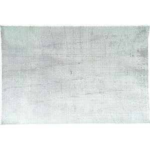Wickes 6mm Galvanised Mesh Panel - 600 x 900mm