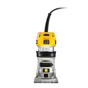 DeWalt D26200-LX 1/4in Compact Fixed Base Router 110V