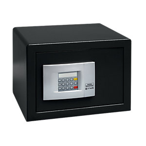 Burg-Wachter Pointsafe Electronic Home Safe - 20.5L Black