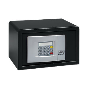 Burg-Wachter Pointsafe Electronic Home Safe - 6.7L Black
