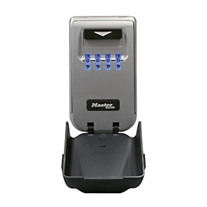 Master Lock Select Access Light Up 4 Dial Key Safe Box
