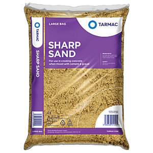 Tarmac Sharp Sand - Major Bag
