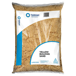 Tarmac Yellow Building Sand - Major Bag