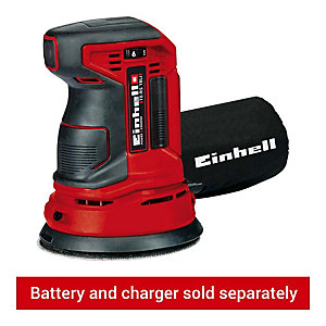 Einhell Power X-Change TE-RS 18 Li 18V Cordless Rotating Sander - Bare