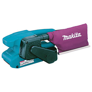Makita 9911 76 X 457mm Corded Belt Sander 110V - 650W