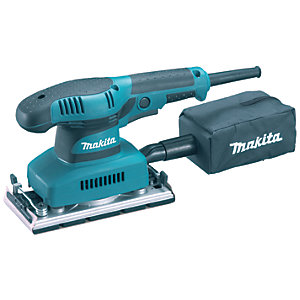 Makita BO3710 1/3 Sheet Corded Orbital Sander 110V - 190W