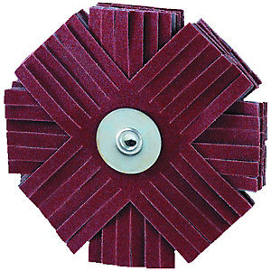 Wickes Medium Sanding Star for Drills