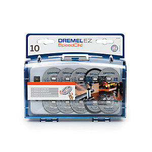 Dremel SC690 10 Piece Cutting Accessory Set